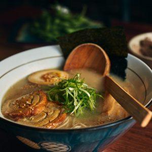 Lunch – Shio Ramen