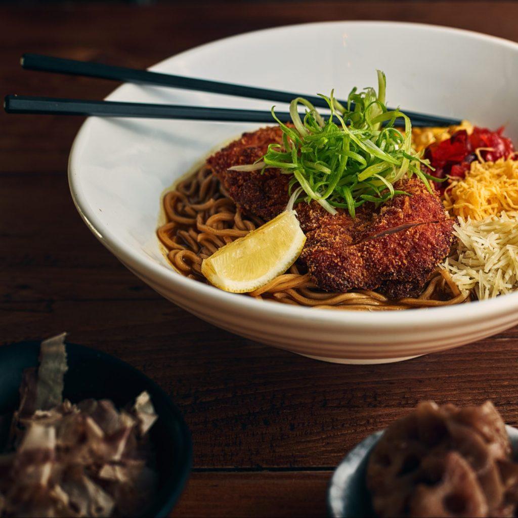 Japanese Curry Ramen