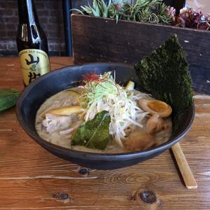 Green Coconut Thai Curry