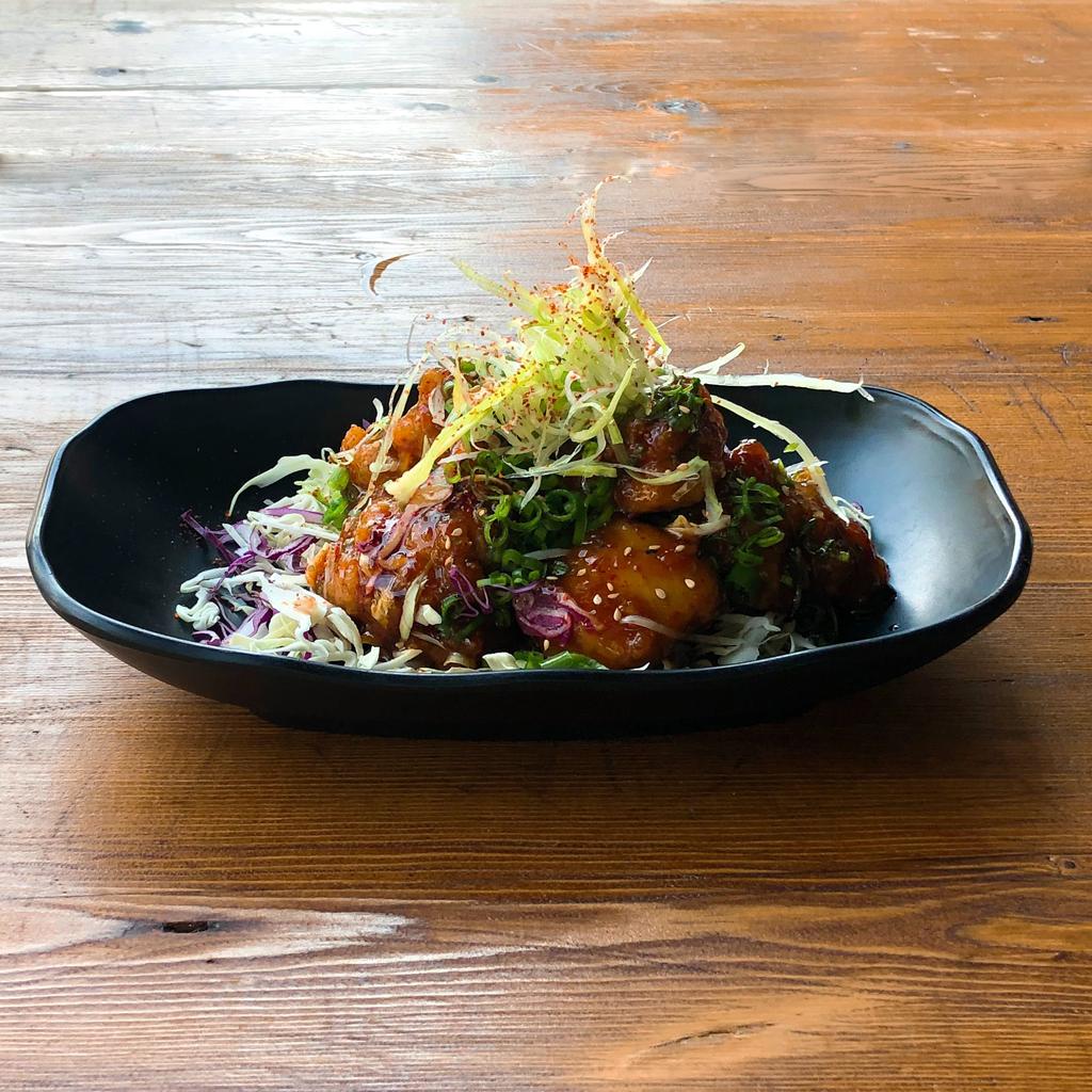 Chicken Nanban Appetizer