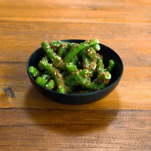 Lunch – Sweet Sesame Green Beans