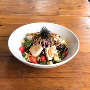 Lunch – Tofu Salad